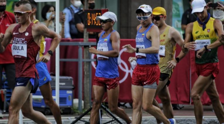 Marcha Juegos Olímpicos