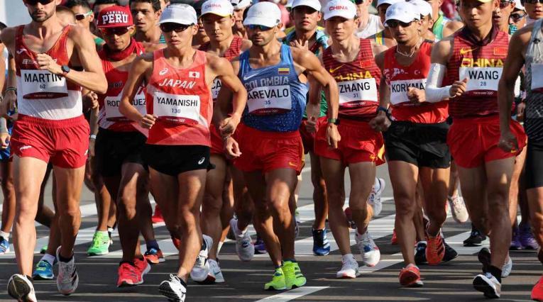 Marcha de los Juegos Olímpicos