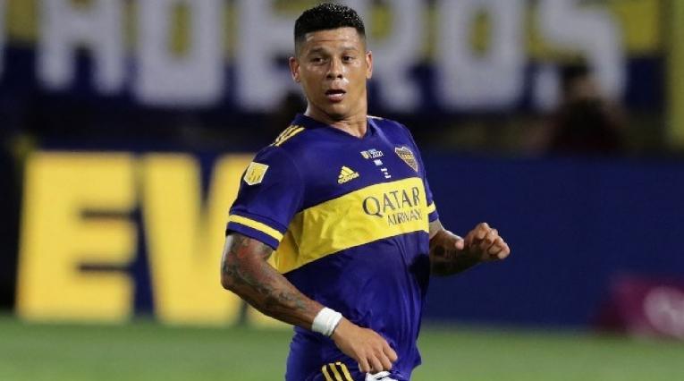 Marcos Rojo, Boca Juniors