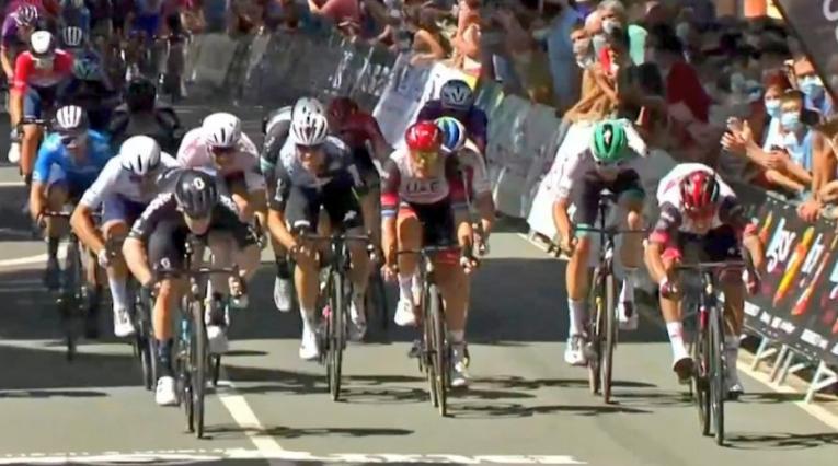 Juan Sebastián Molano, Vuelta a Burgos