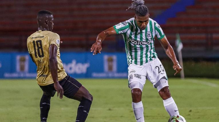 Nacional Vs Águilas - Liga BetPlay