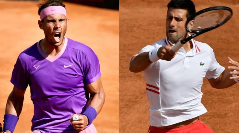 Nadal envía mensaje a Djokovic