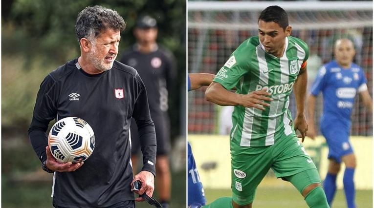 Osorio y Daniel Bocanegra