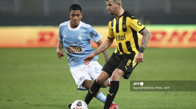 Peñarol vs Sporting Cristal; Copa Sudamericna 2021