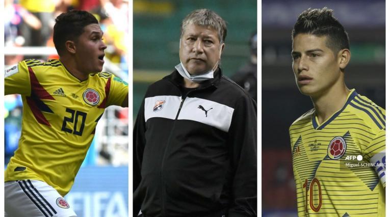 Quintero, Gómez y James