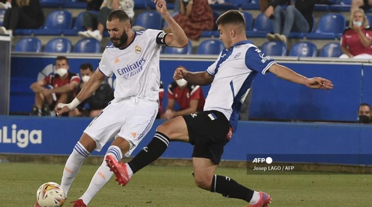 Real Madrid vs Alavés 2021-II