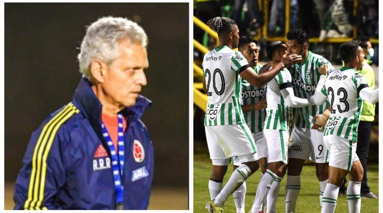 Reinaldo Rueda y Nacional