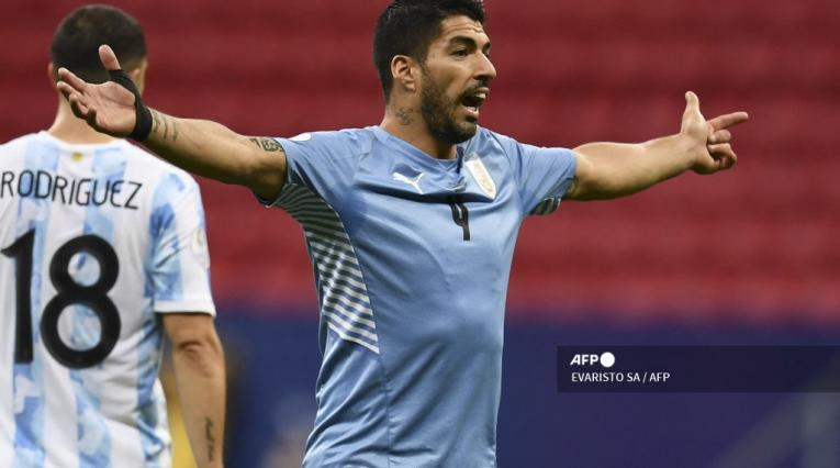 Selección de Uruguay 2021