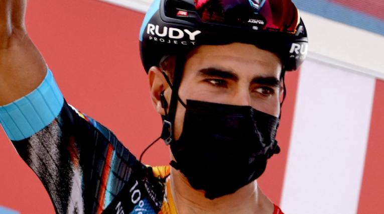 Mikel Landa, Vuelta a España 2021
