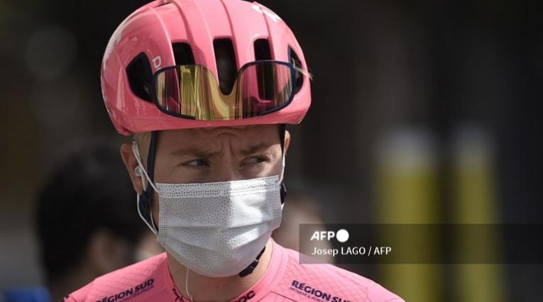 Michael Valgren, ciclista danés