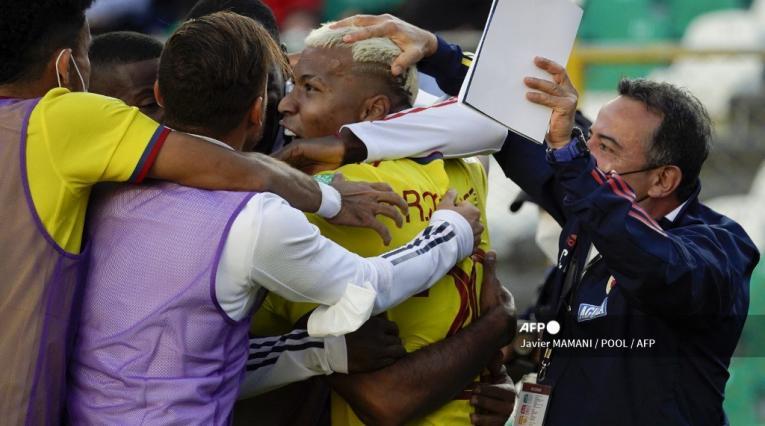 Reinaldo Rueda, Selección Colombia, Eliminatorias