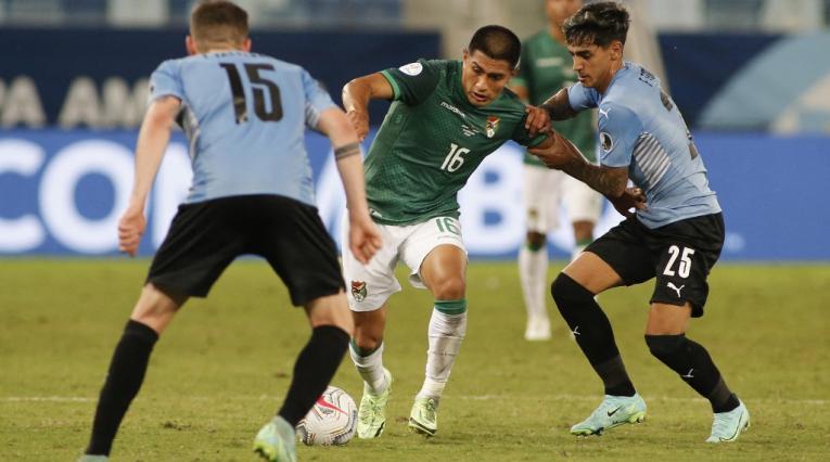 Uruguay vs Bolivia; Eliminatorias Sudamericanas hoy