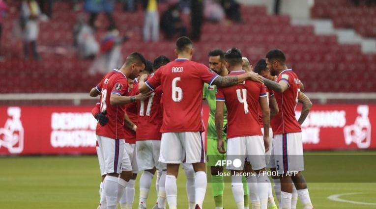 Selección de Chile, eliminatoria