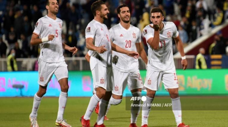 Selección España, eliminatoria europea