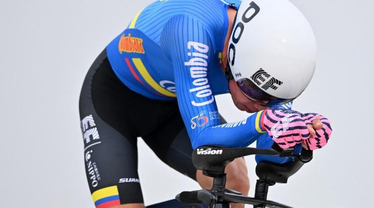 Mundiales de ciclismo, Rigoberto Urán hoy