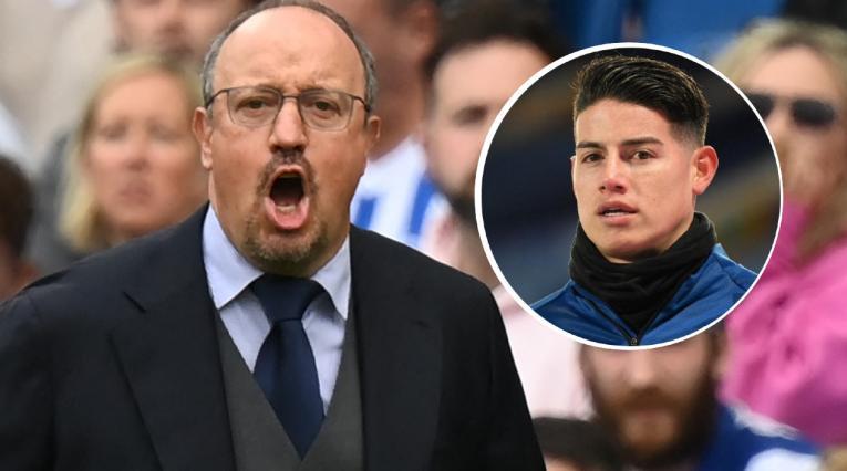 Everton noticias, James Rodríguez hoy, Premier League