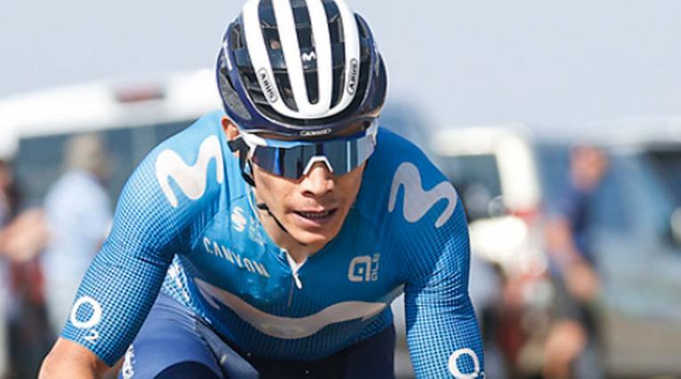 Superman Lopez hoy, Movistar, Vuelta a España hoy
