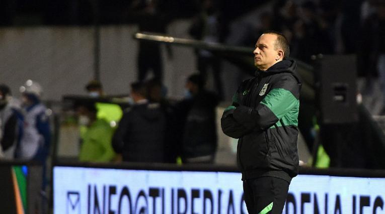 Alejandro Restrepo, entrenador Nacional