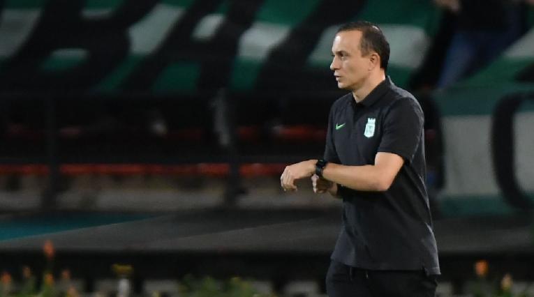 Alejandro Restrepo, Nacional vs Pasto