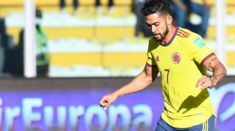 Andrés Andrade, Selección Colombia