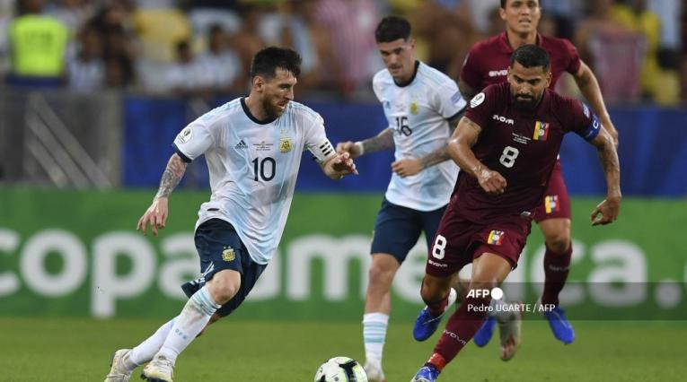 Argentina vs Venezuela Copa América 2019