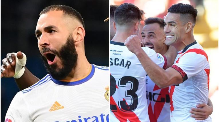 Benzema y Falcao García