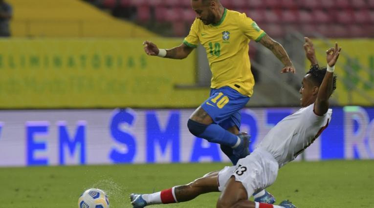 Brasil vs Perú 2021-II
