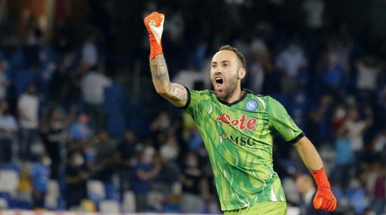 David Ospina, Napoli 2021-II