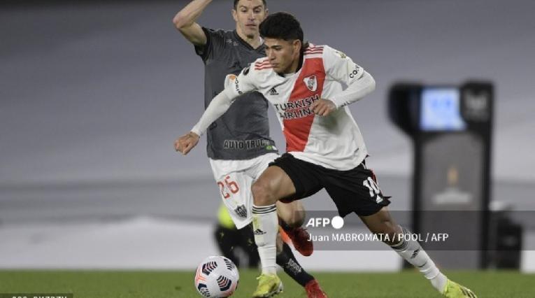 Jorge Carrascal, River Plate