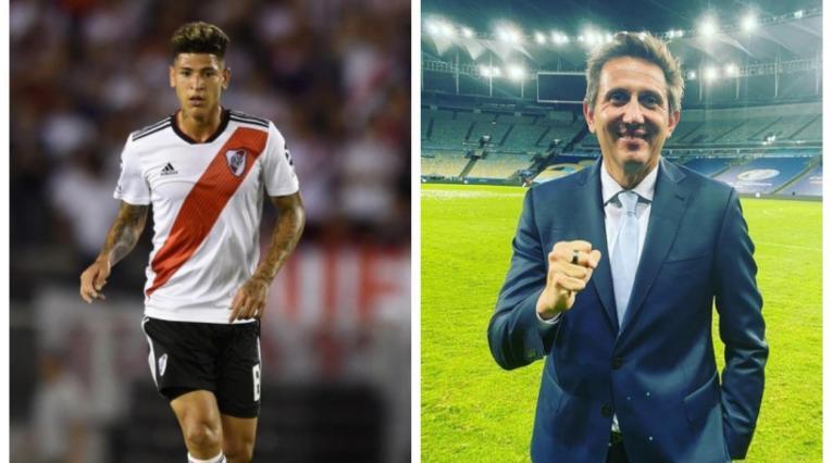 Jorge Carrascal y Juan Pablo Varsky