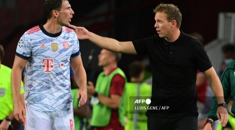 Julien Nagelsmann, técnico del Bayern Múnich