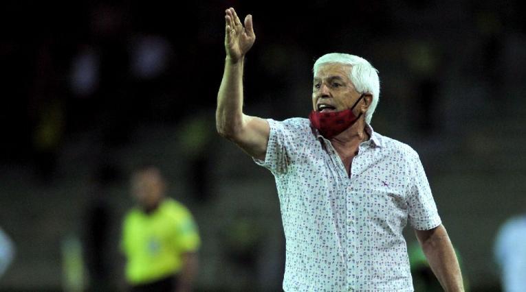 Julio Comesaña, técnico de Medellín