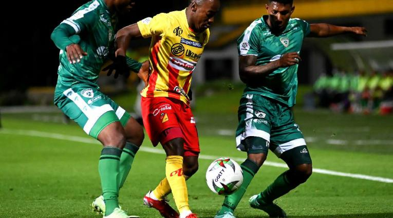 La Equidad Vs Pereira - Liga BetPlay