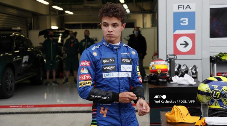 Lando Norris, GP 2021-II