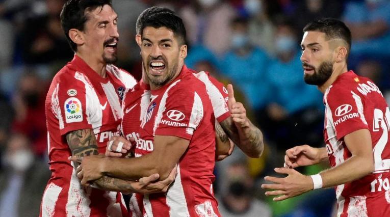 Luis Suárez - 2021