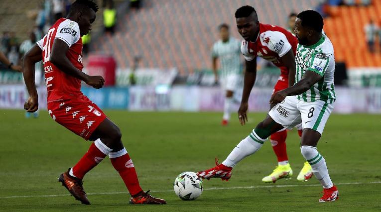 Nacional Vs. Santa Fe - Copa BetPlay