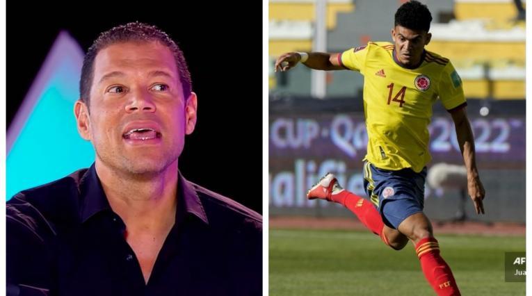 Oscar Córdoba y Luis Díaz