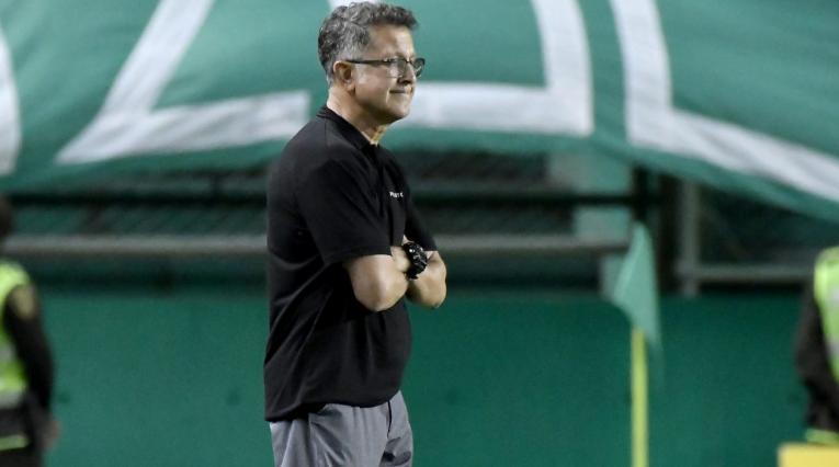 Juan Carlos Osorio, técnico del Cali
