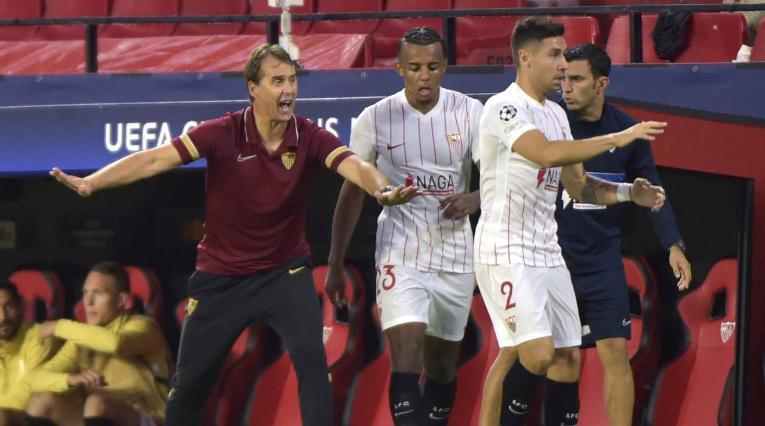 Sevilla, Champions