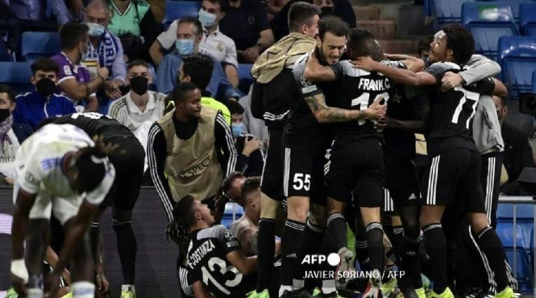 Sheriff derrotó a Real Madrid