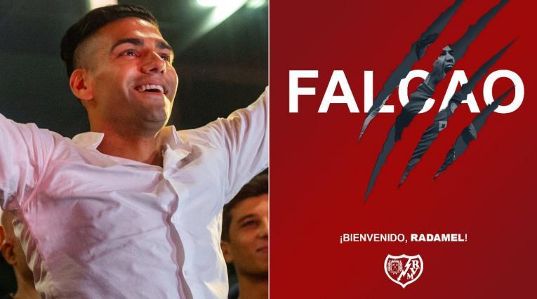 Falcao, Rayo Vallecano