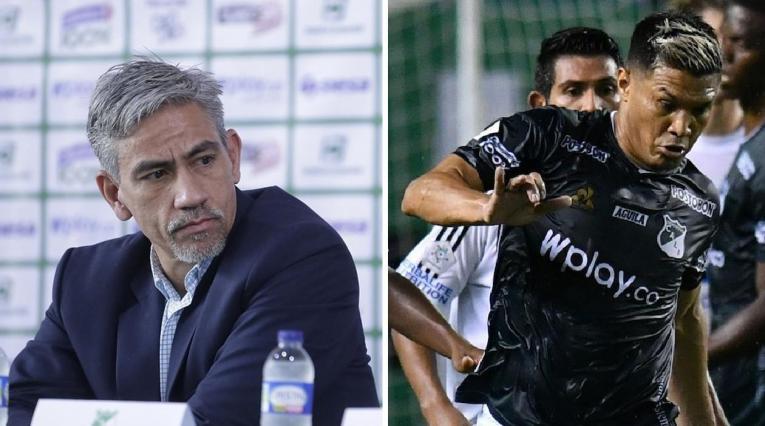 Marco Caicedo y Teófilo Gutiérrez