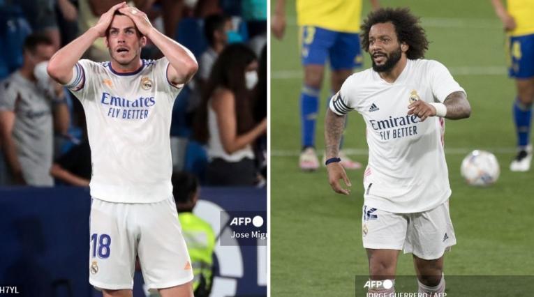 Gareth Bale y Marcelo, Real Madrid