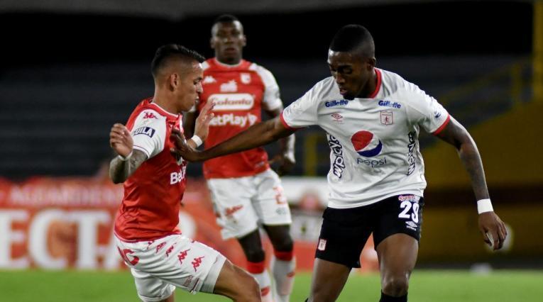Superliga Betplay, América vs Santa Fe