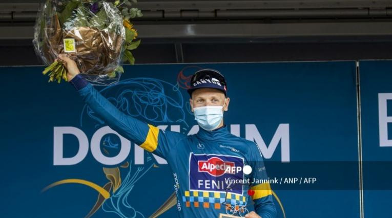Tim Merlier, ciclismo colombiano