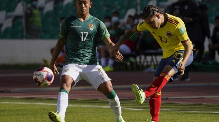 Juan Fernando Quintero, selección Colombia