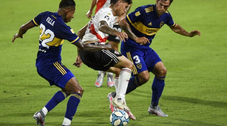 River Plate vs Boca Juniors hoy en vivo