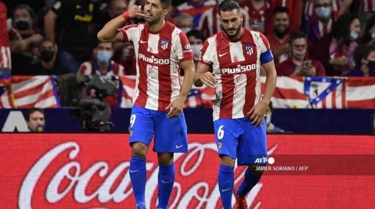 Atlético de Madrid, Luis Suárez, Liga española