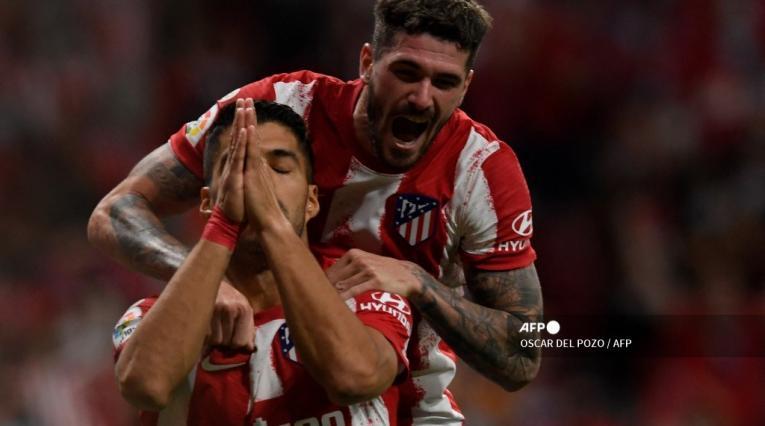 Atlético de Madrid vs Liverpool, Champions League