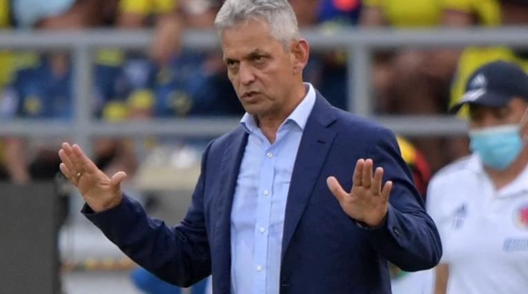 Reinaldo Rueda, Eliminatorias Qatar 2022, Selección Colombia